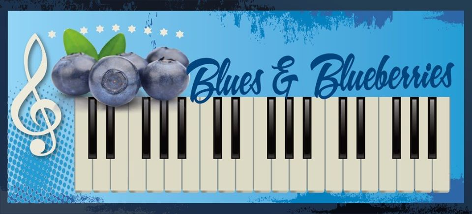 blues and blueberries